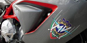 MV Agusta F3 Racing by KawaMotor